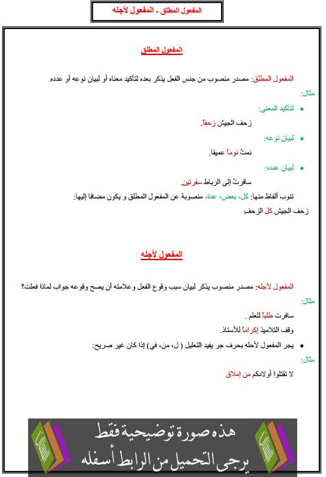 دروس في المحاسبة pdf